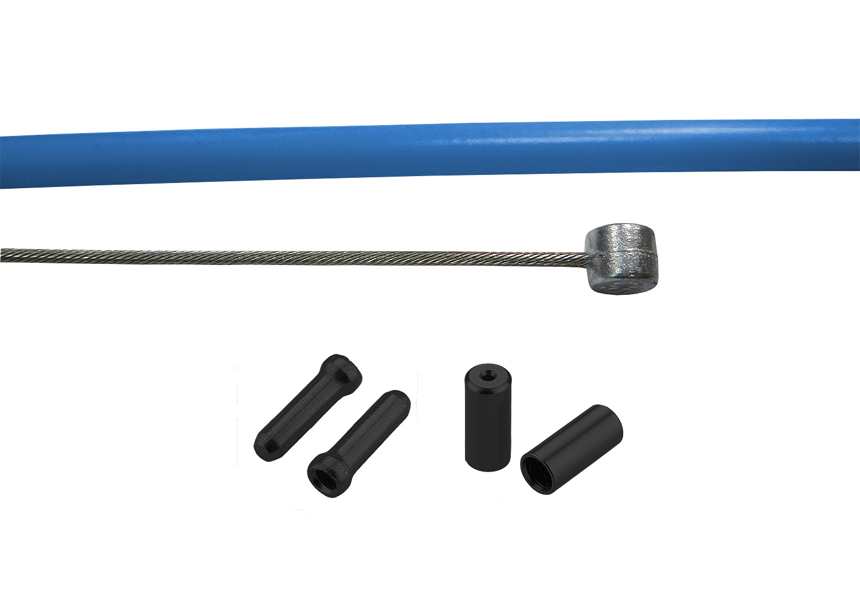 Set sajli i bužira za kočnice RFR Universal sport Plave