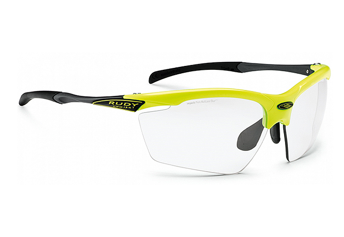 Naočale Rudy Project AGON yellow fluo ImpactX Pht 2black