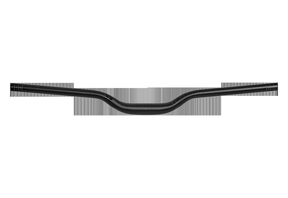 Volan RFR Riser TRAIL 31.8 X 700 X 38 X 9* glossy black´n´grey