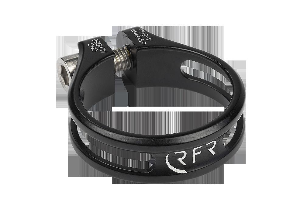 Obujmica cijevi sjedala RFR Ultralight 31.8 black