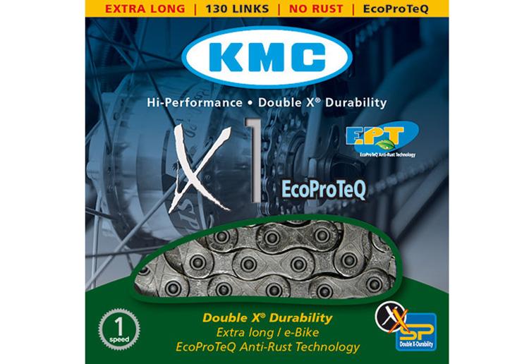 LANAC KMC X1E ECOPROTEQ 1/2X3/32 130ČL 1B