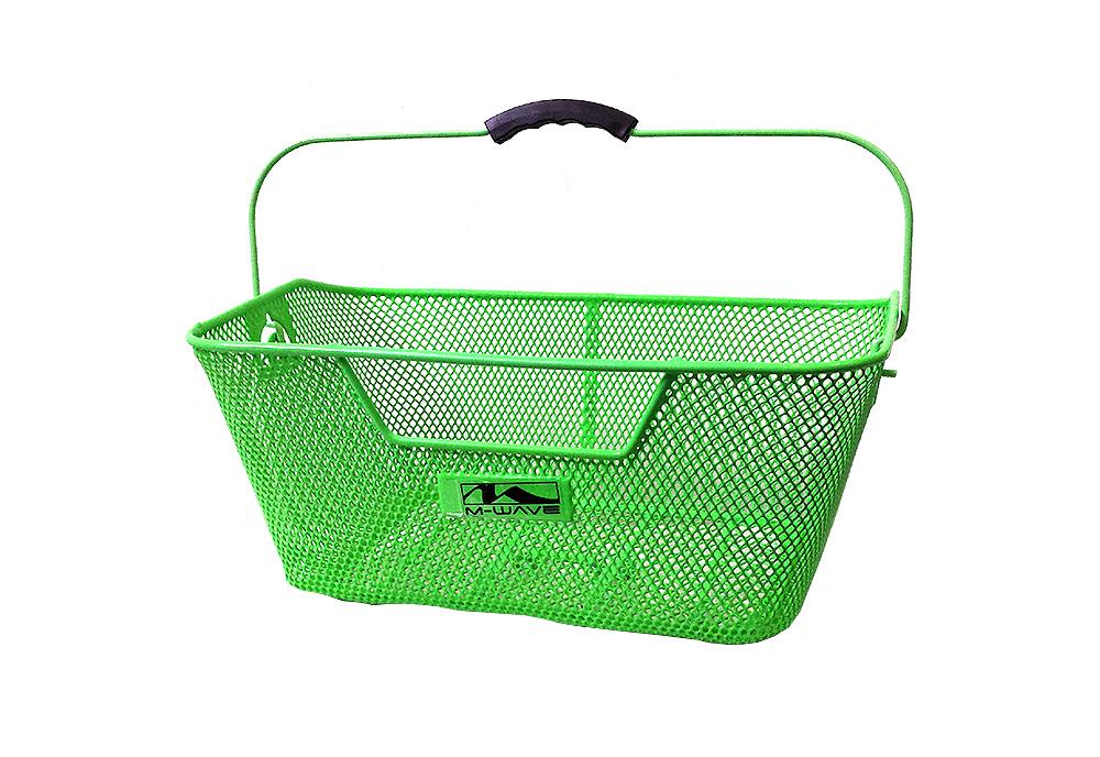 Košara stražnja M-Wave Zelena