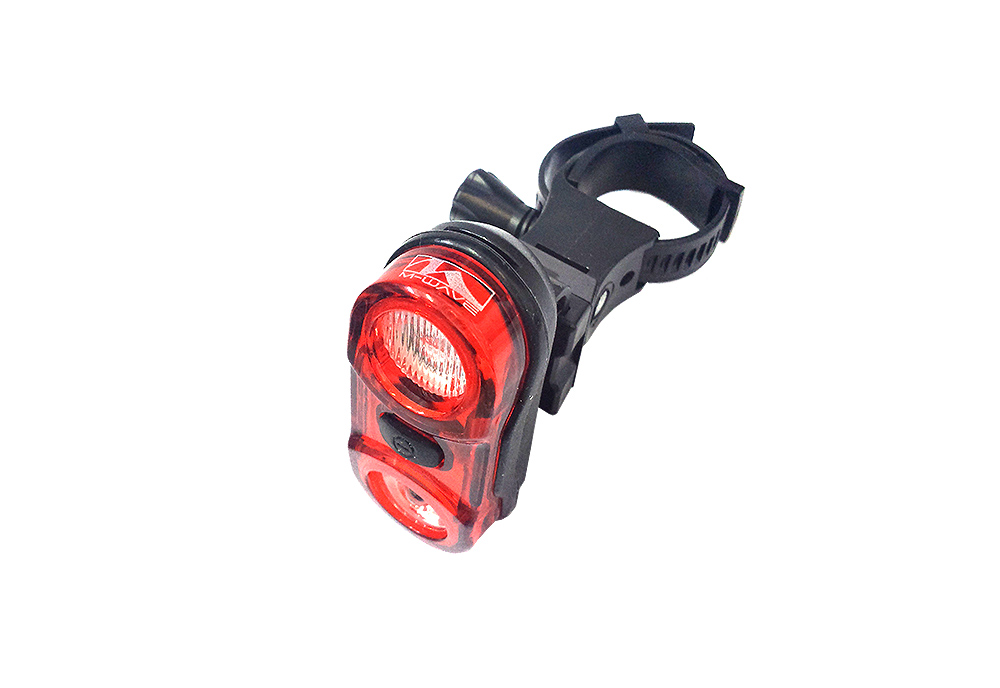Lampa stražnja M-Wave HELIOS 2.3 2 LED/3F MS 221037