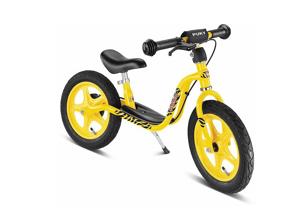 Puky guralica s kočnicom LR 1L BR Yellow/Black