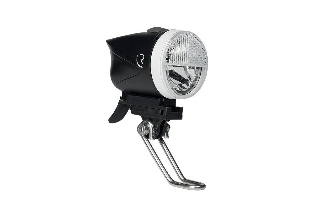 Lampa prednja RFR DYNAMO TOUR 40 Blk/White 14308