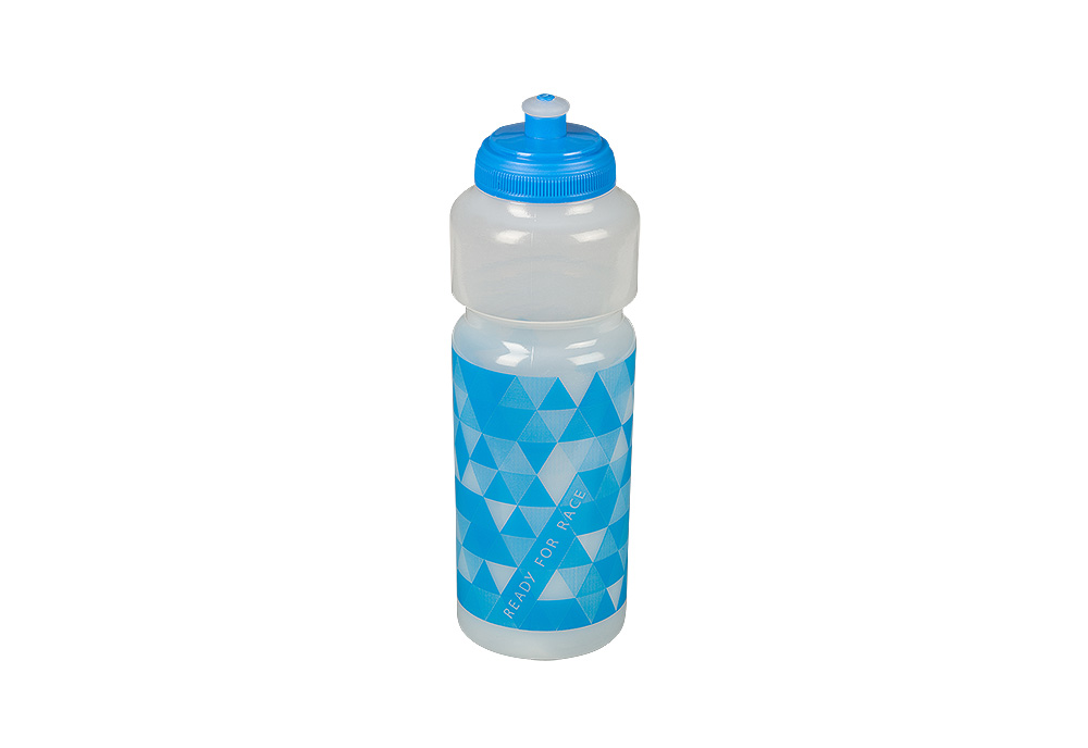 Bidon RFR translucent´n´blue 750ml