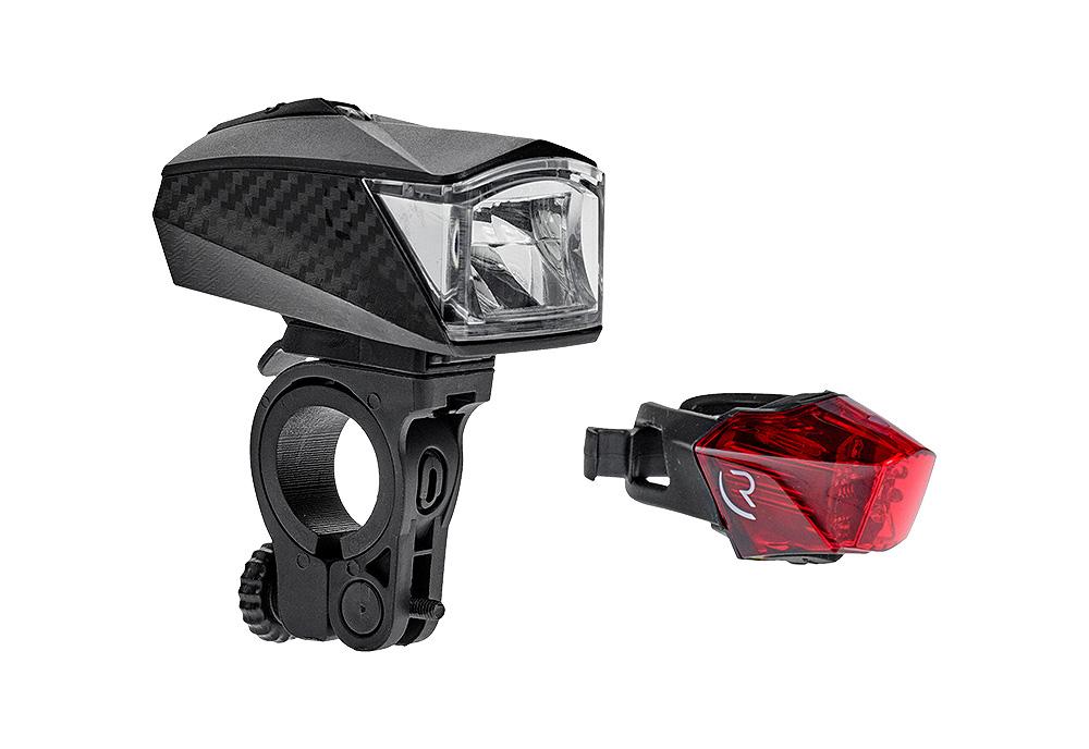 Lampa set RFR TOUR 30 black 14300