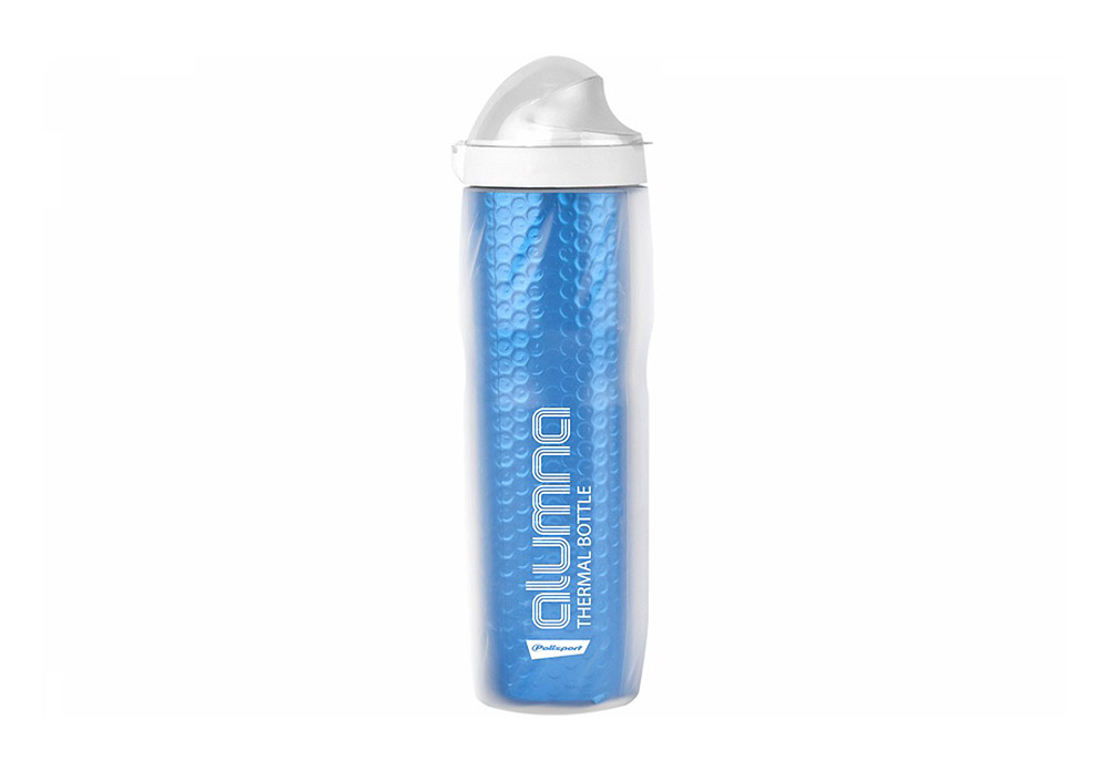 Bidon Polisport ALUMNA Thermal 500ml Clear-Blue