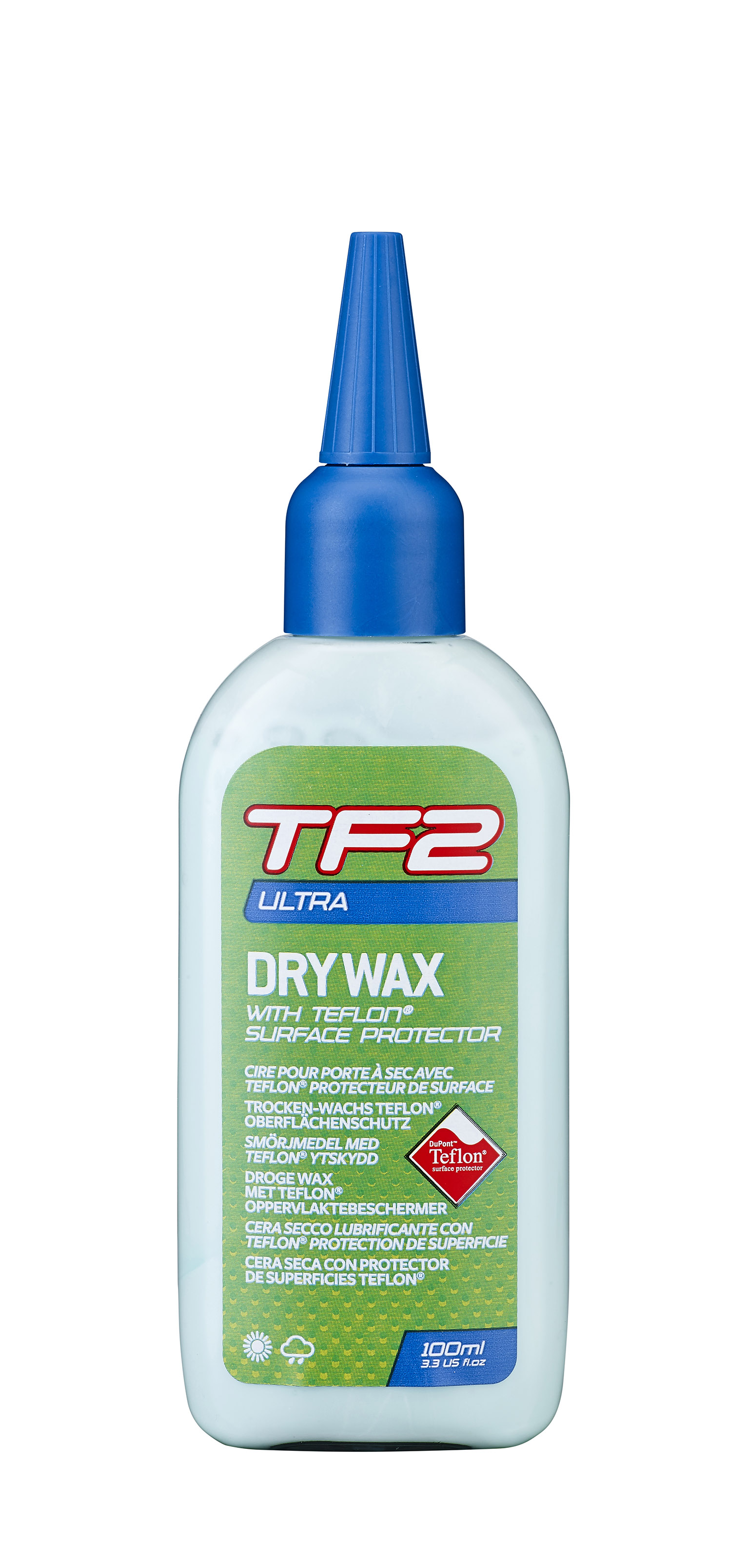 Ulje za lanac DRY WAX TF2 ULTRA 100ml Weldtite 03056