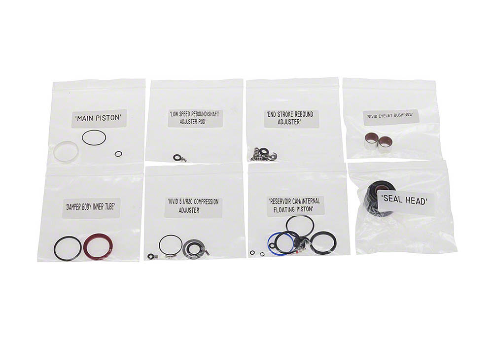Kit za servis RockShox VIVID 2011-2012