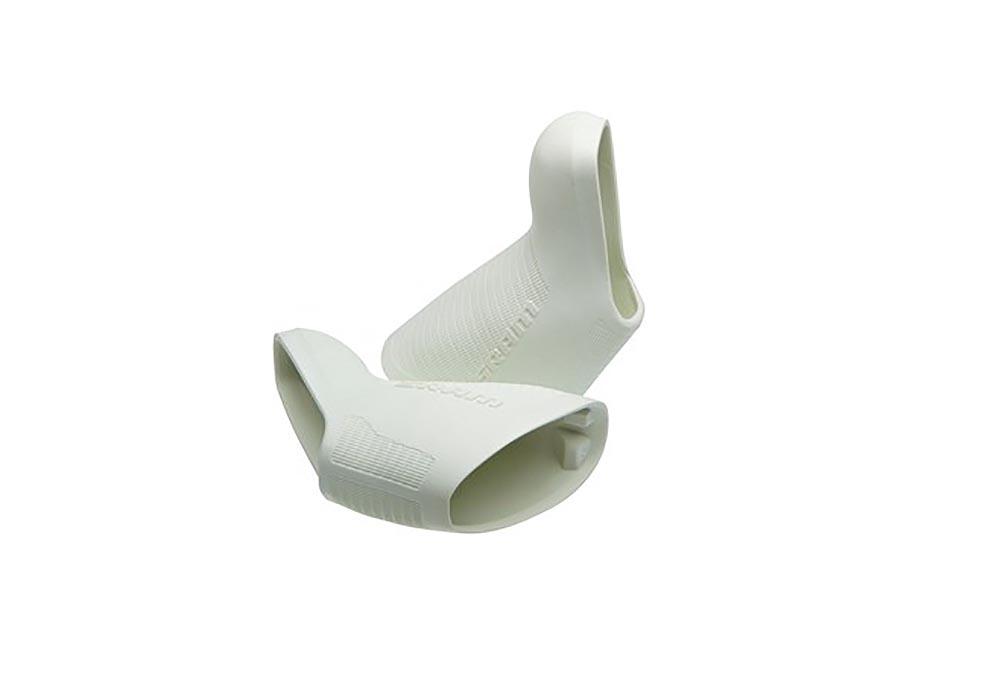 Navlake za ručice kočnice/mjenjača Sram HOODS Doubletap Bijele