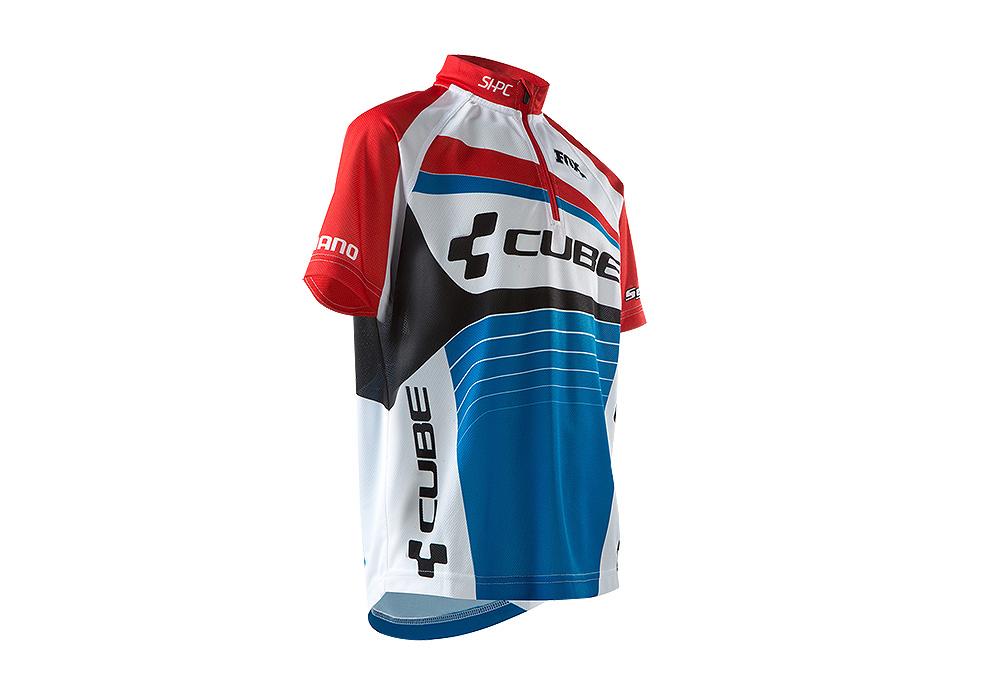 Majica Cube JUNIOR Teamline S/S 11173