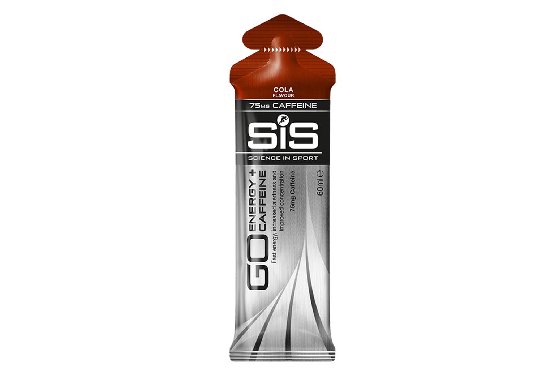 SIS GO ENERGY+ CAFFEINE gel Cola 60ml