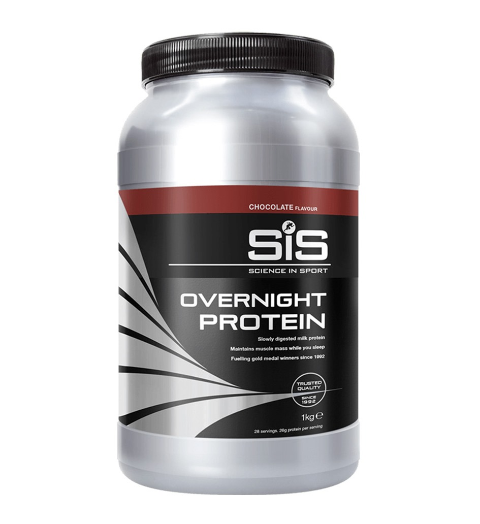 SIS OVERNIGHT PROTEIN Chocolate Box 1 KG
