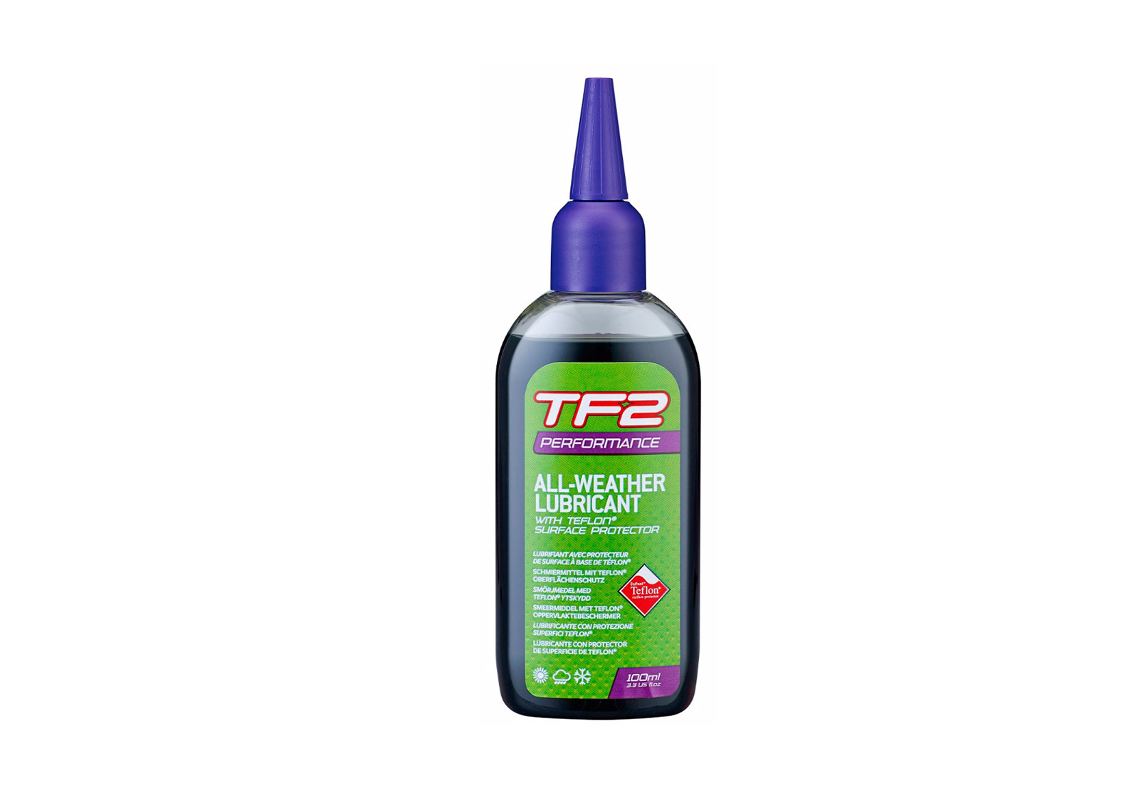 Ulje za podmazivanje s teflonom ALL WEATHER TF2 PERFORMANCE 100ml WELDTITE 03047