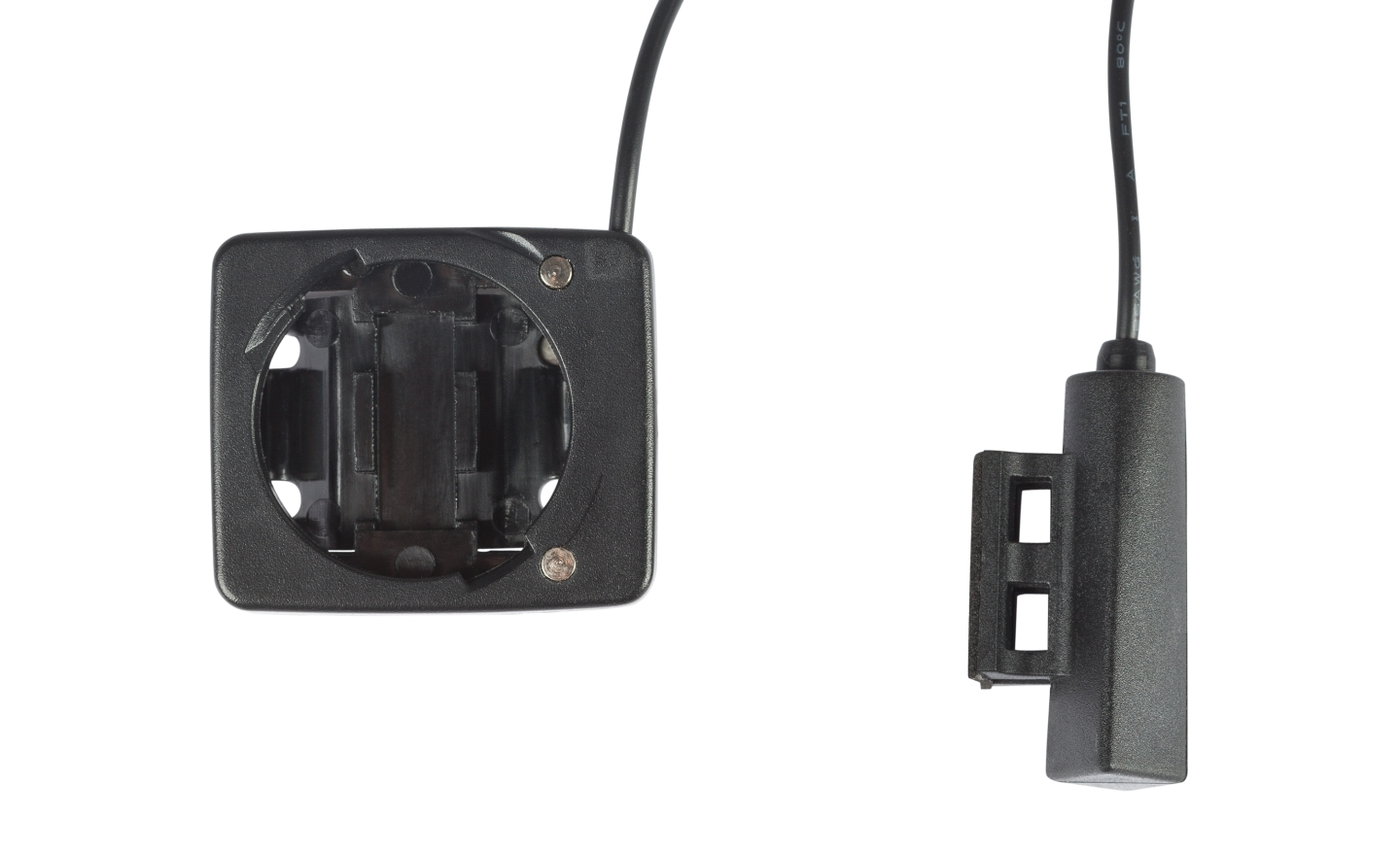 Nosač za volan RFR WIRED Black 14041