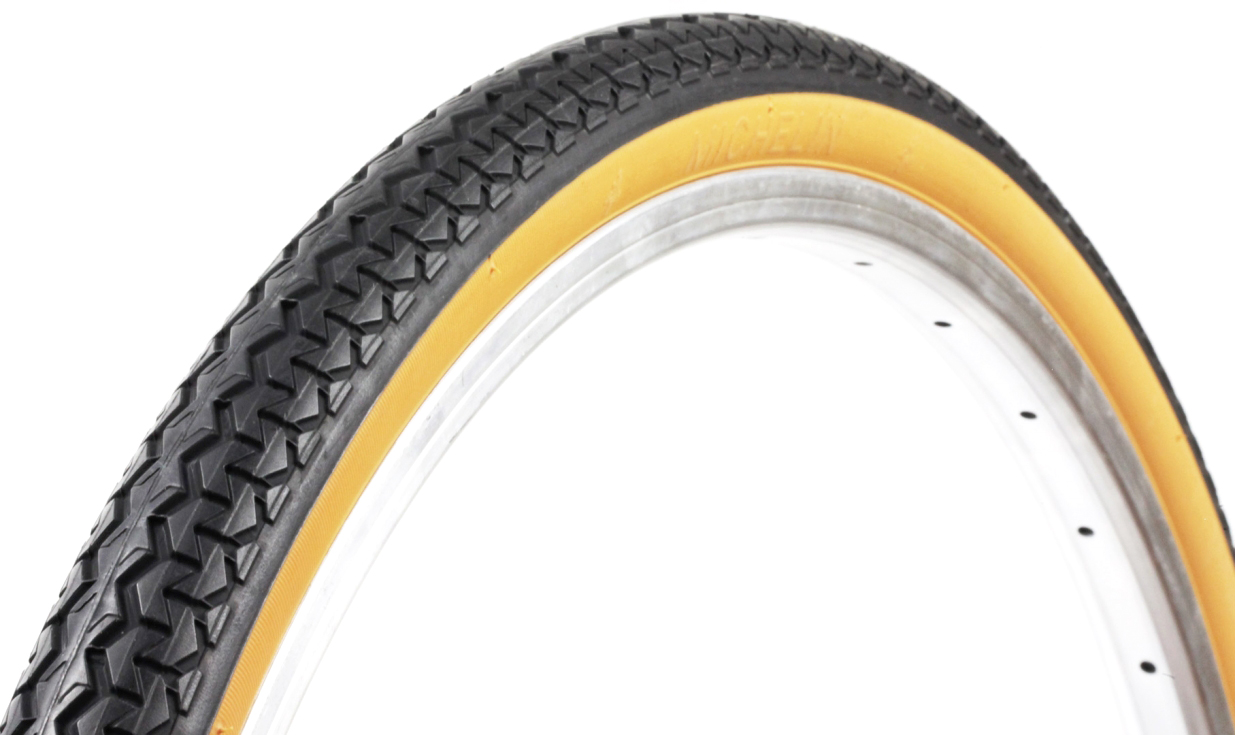 V. guma 700X35C Michelin WORLD TOUR Blk/Beige