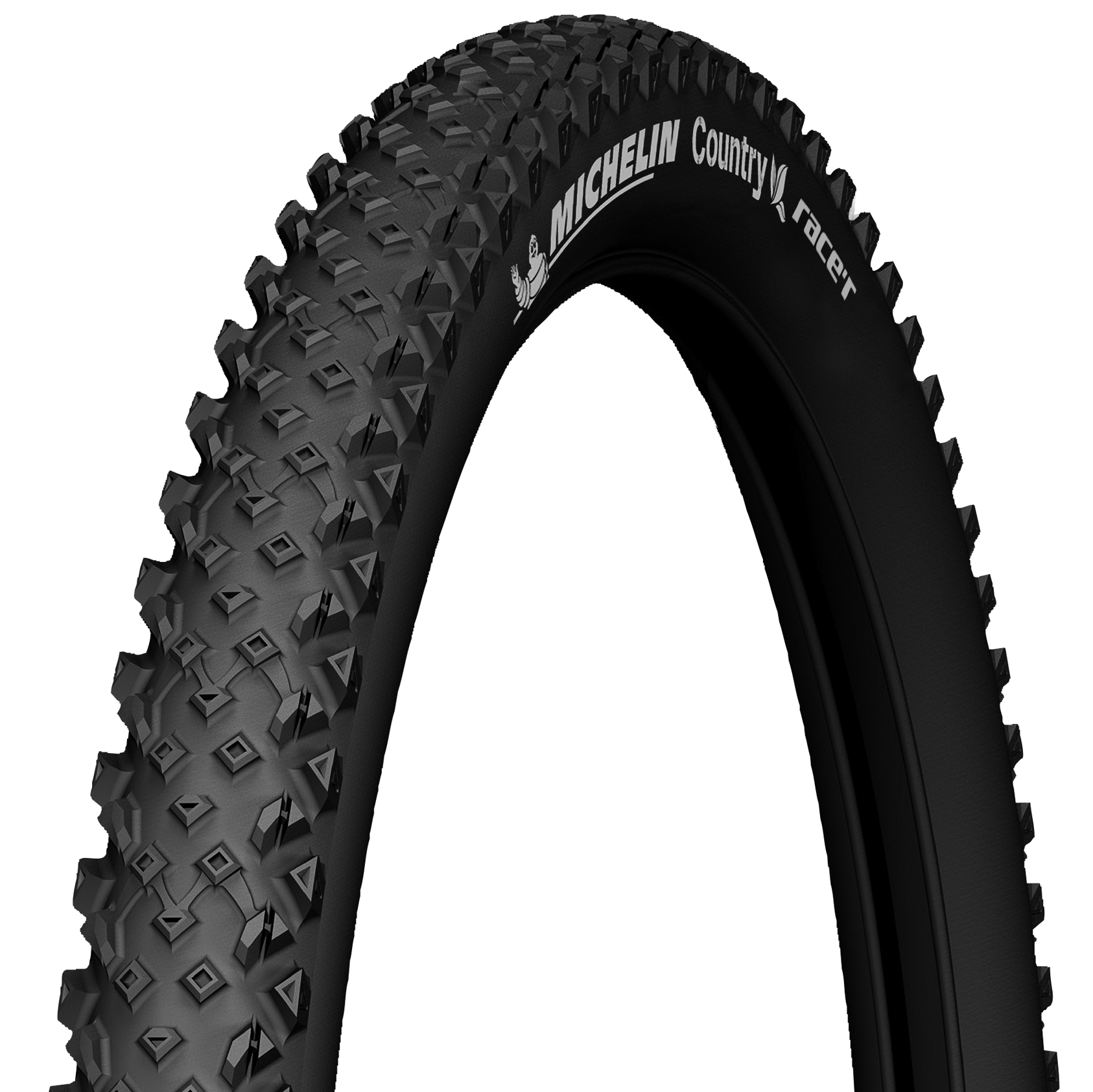 V. guma 26X2.10 Michelin COUNTRY RACE'R Blk