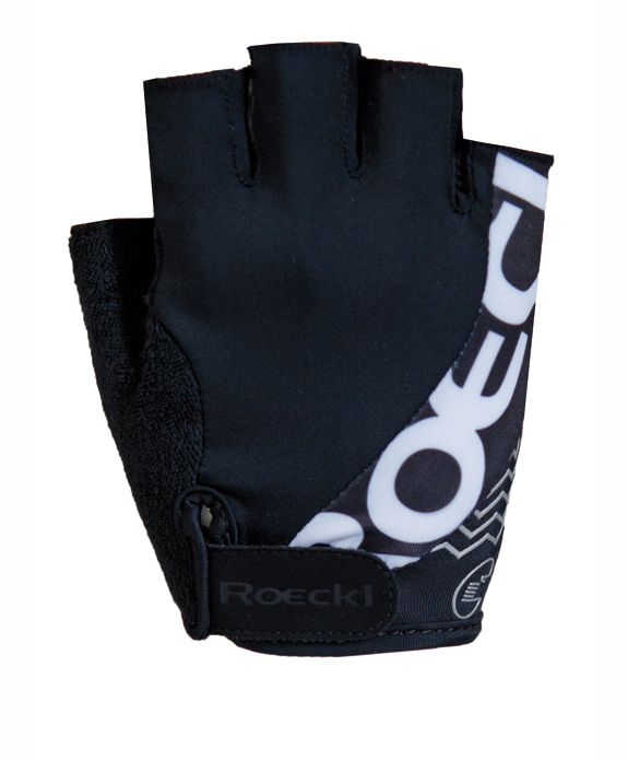 Rukavice Roeckl kratki prsti BELLAVISTA Black