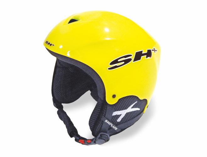 Kaciga SKI SH+ PADS Junior Adj Yellow Fluo