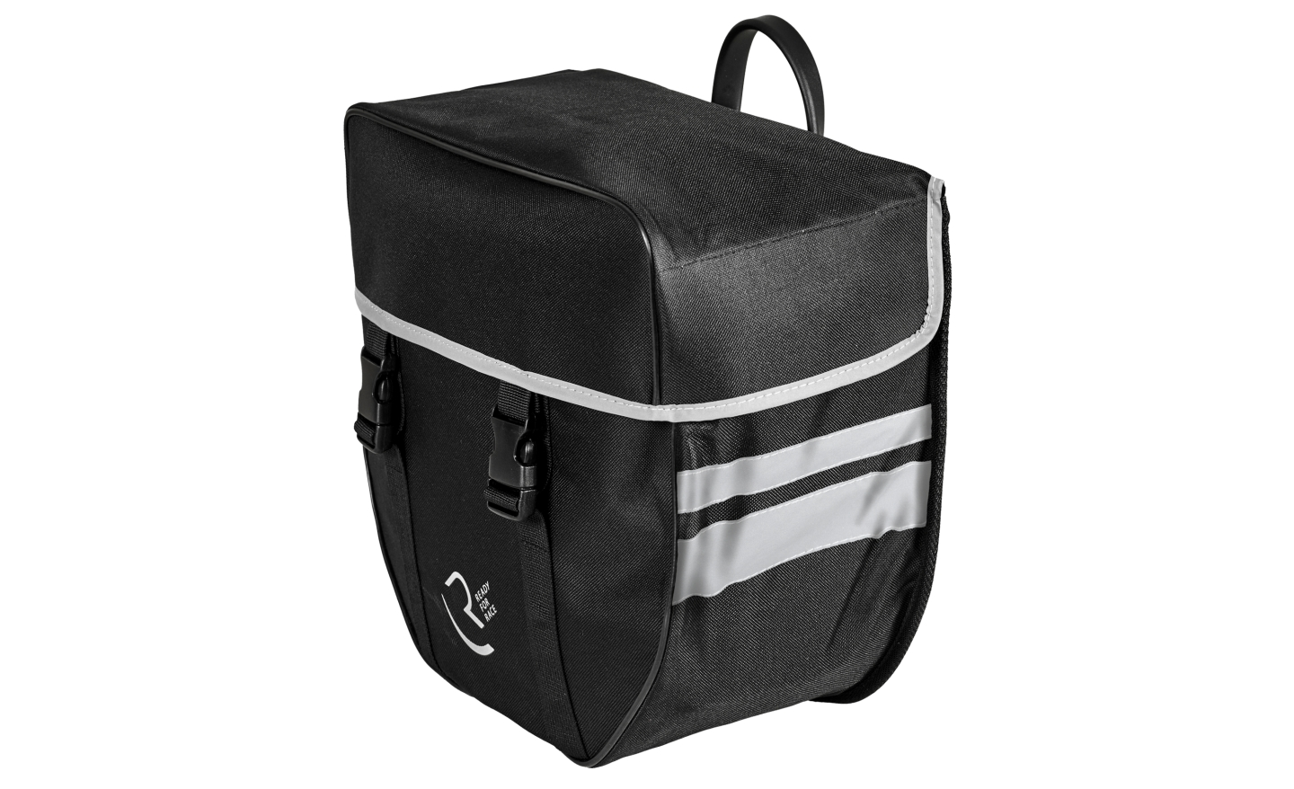 BISAGE RFR REAR CARRIER BAG BLACK 14047
