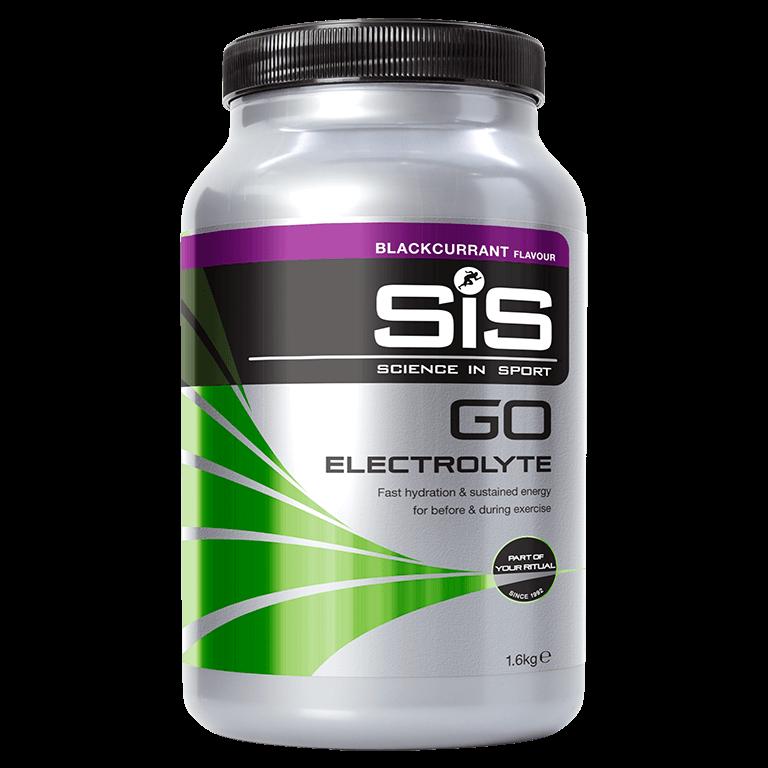SIS GO ELECTROLYTE Box Blackcurrant 1.6kg