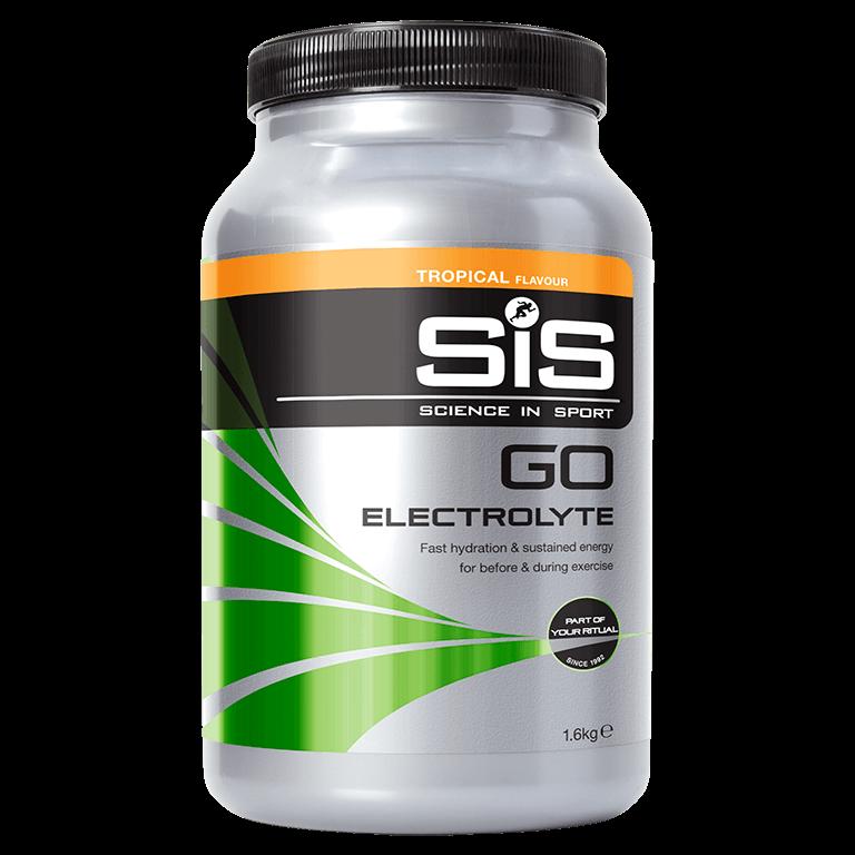 SIS GO ELECTROLYTE Box Tropical 1.6kg
