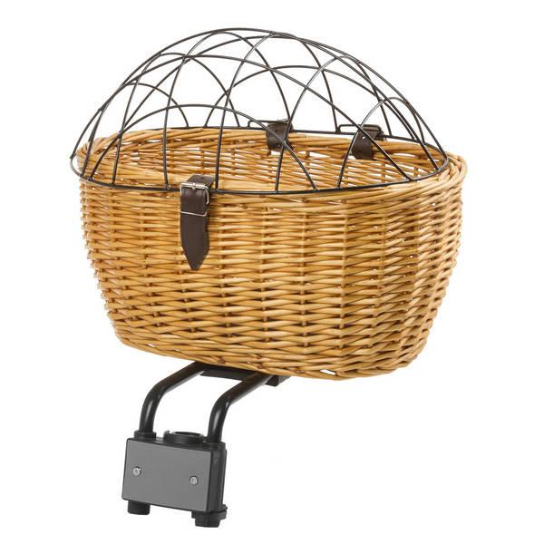 Košara pletena sa nosačem za životinje MS 431604