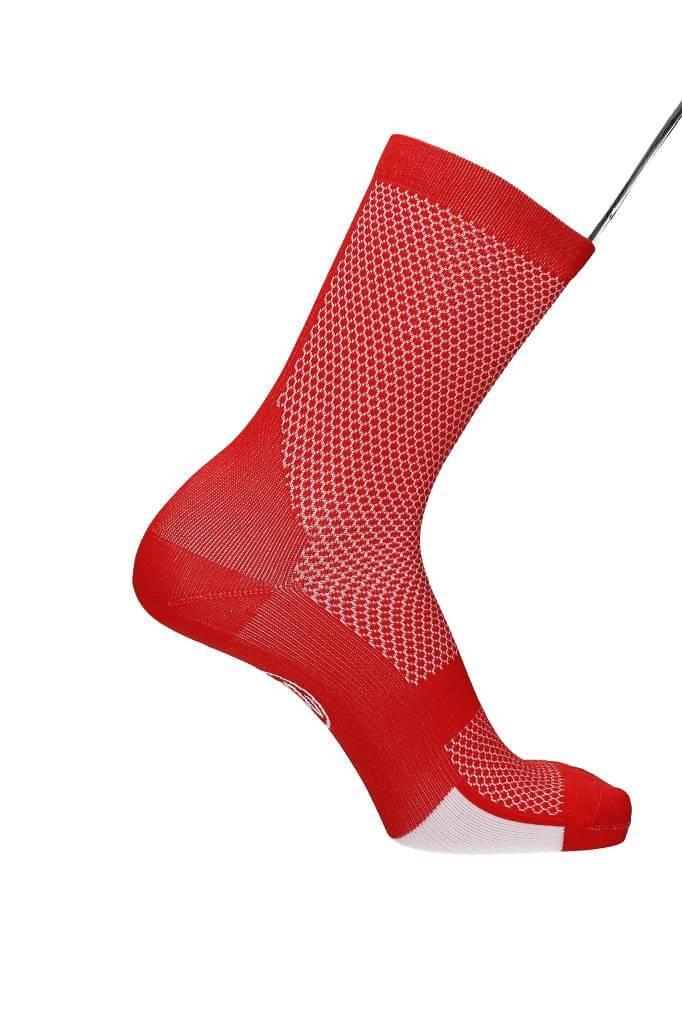 Čarape MBWear ORIGINAL 15 Crvena