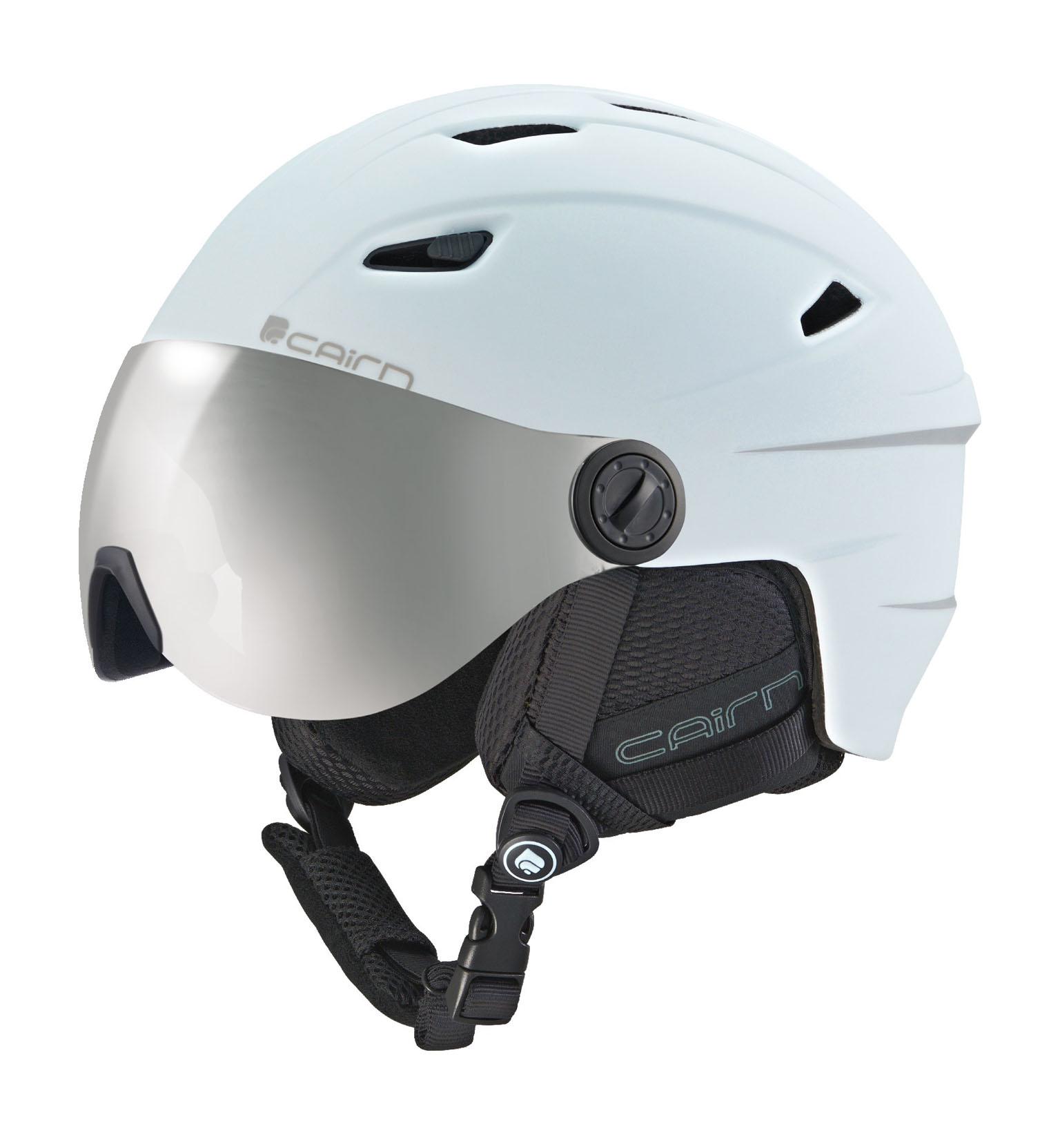 Ski kaciga Cairn ELECTRON VISOR 01