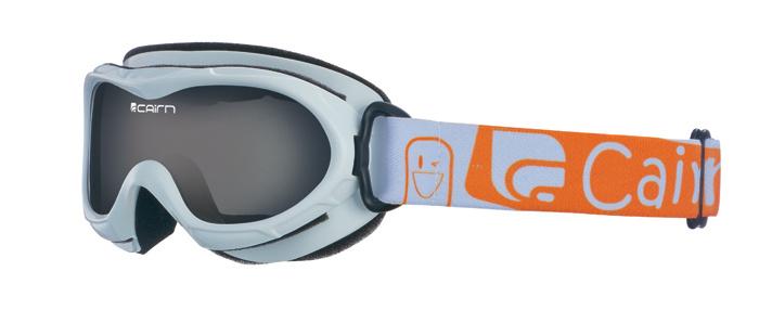 Ski maska Cairn BUG Shiny White