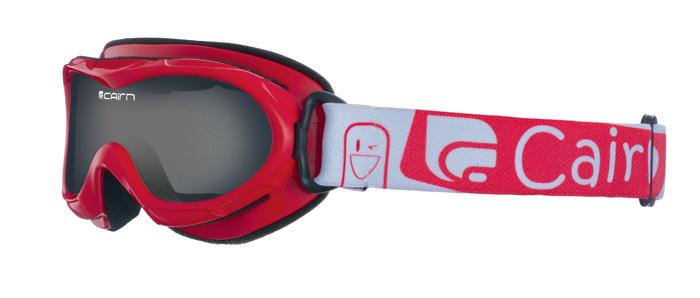 Ski maska Cairn BUG Shiny Red