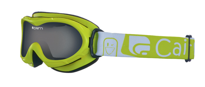 Ski maska Cairn BUG Shiny Light Green