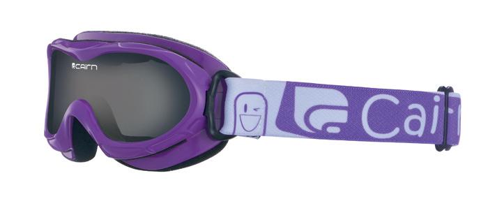 Ski maska Cairn BUG Shiny Purple