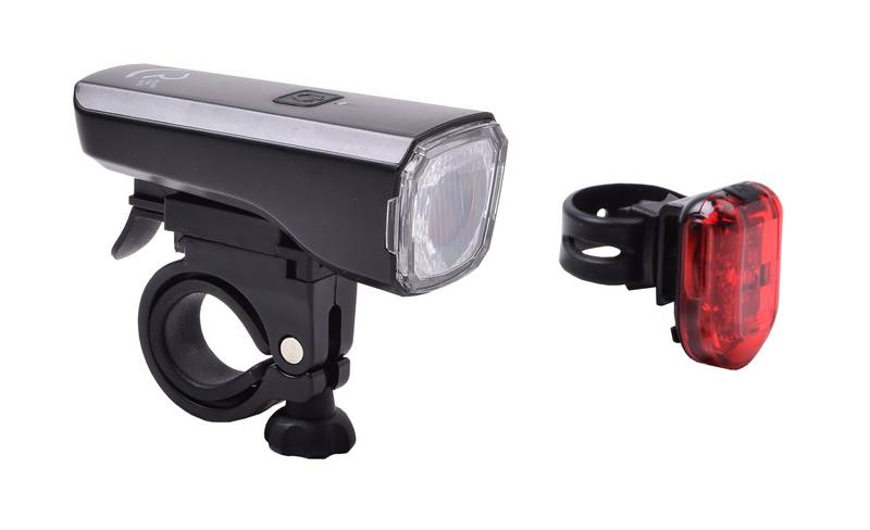 Lampa set RFR TOUR 25 black 14314