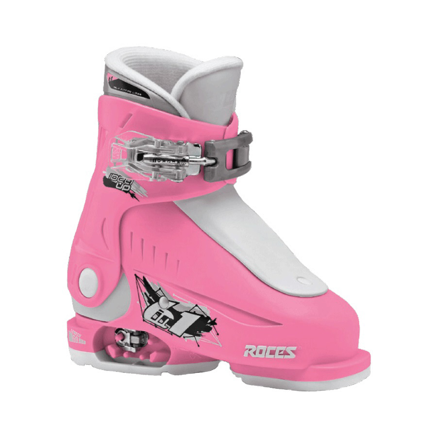 Ski pancerice Roces podesive IDEA UP Deep Pink-White 16.0-18.5