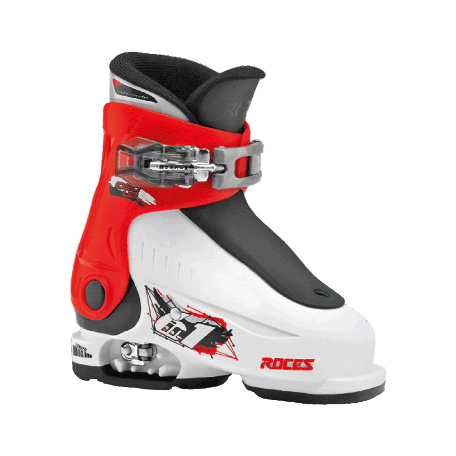 Ski pancerice Roces podesive IDEA UP White-Red-Black 16.0-18.5
