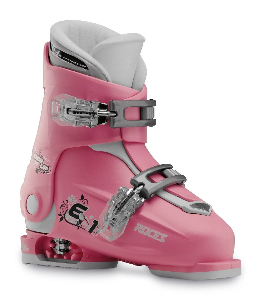 SKI PANCERICE ROCES PODESIVE IDEA UP DEEP PINK-WHITE 30-35