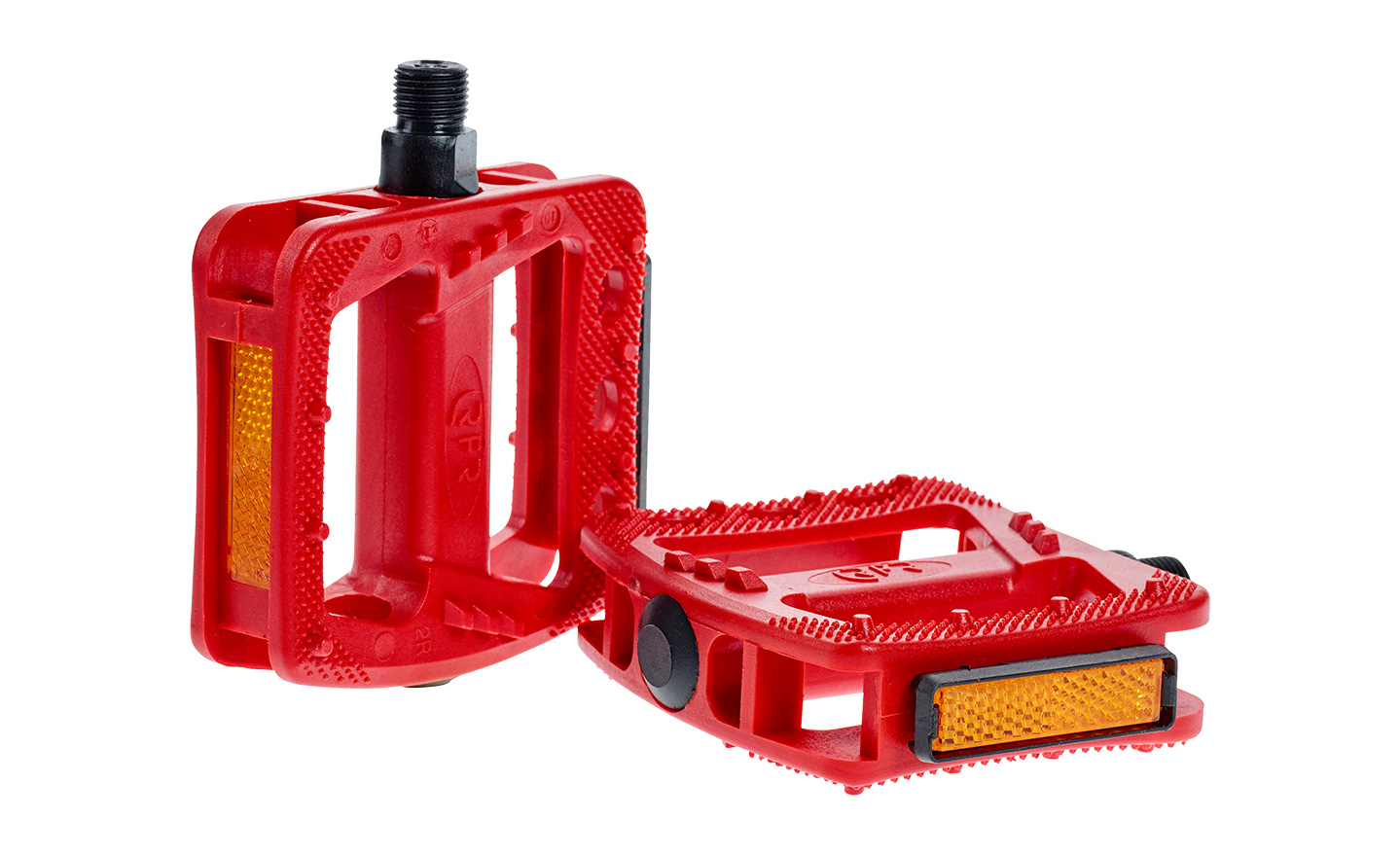 Pedale RFR FLAT HQP CMPT Red 14178