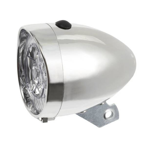 Lampa prednja 3 LED Silver MS 460089