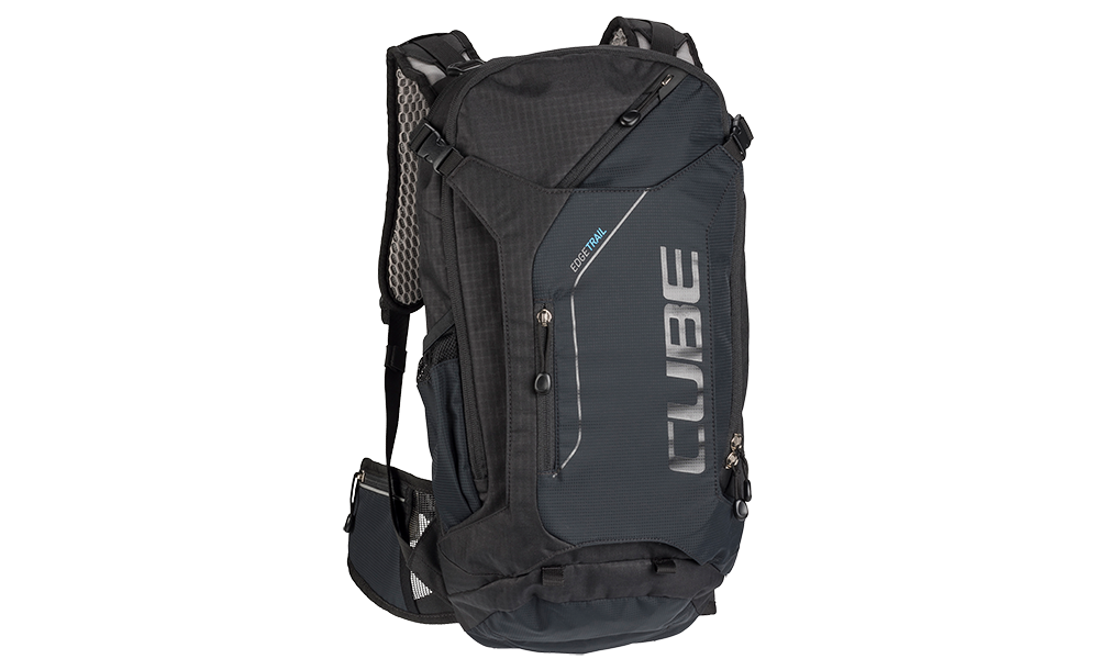 Ruksak Cube EDGE TRAIL Black 12100