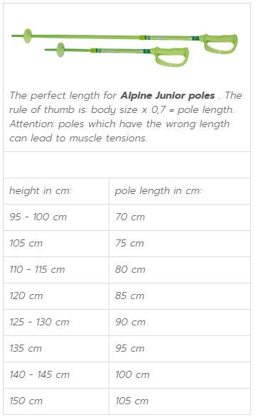 Ski štapovi Komperdell NT SG 16 Junior