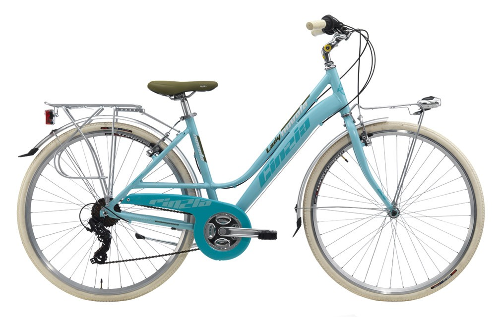 "Cinzia 28"" NUVOLA LADY 21B Matt Light Blue"