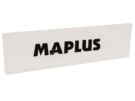 CIKLIN MAPLUS SNOWBOARD SCRAPER 5mm (260x70x5mm)