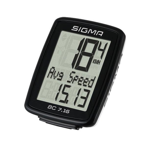 Ciklokompjuter Sigma BC 7.16