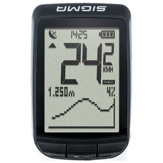 Ciklokompjuter Sigma PURE GPS