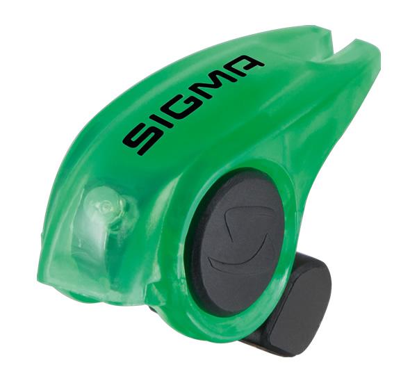 Bljeskalica stražnja Sigma BRAKELIGHT Green
