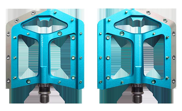 Pedale Cube SLASHER Blue 14112