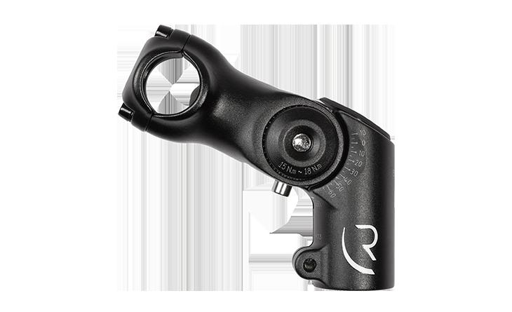 Lula volana RFR podesiva Trekking 25.4X80mm Black 13405