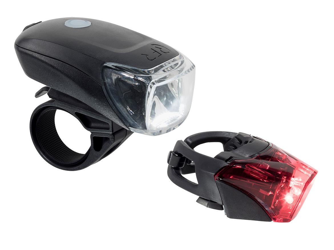 Lampa set RFR TOUR 35 USB Black 14318
